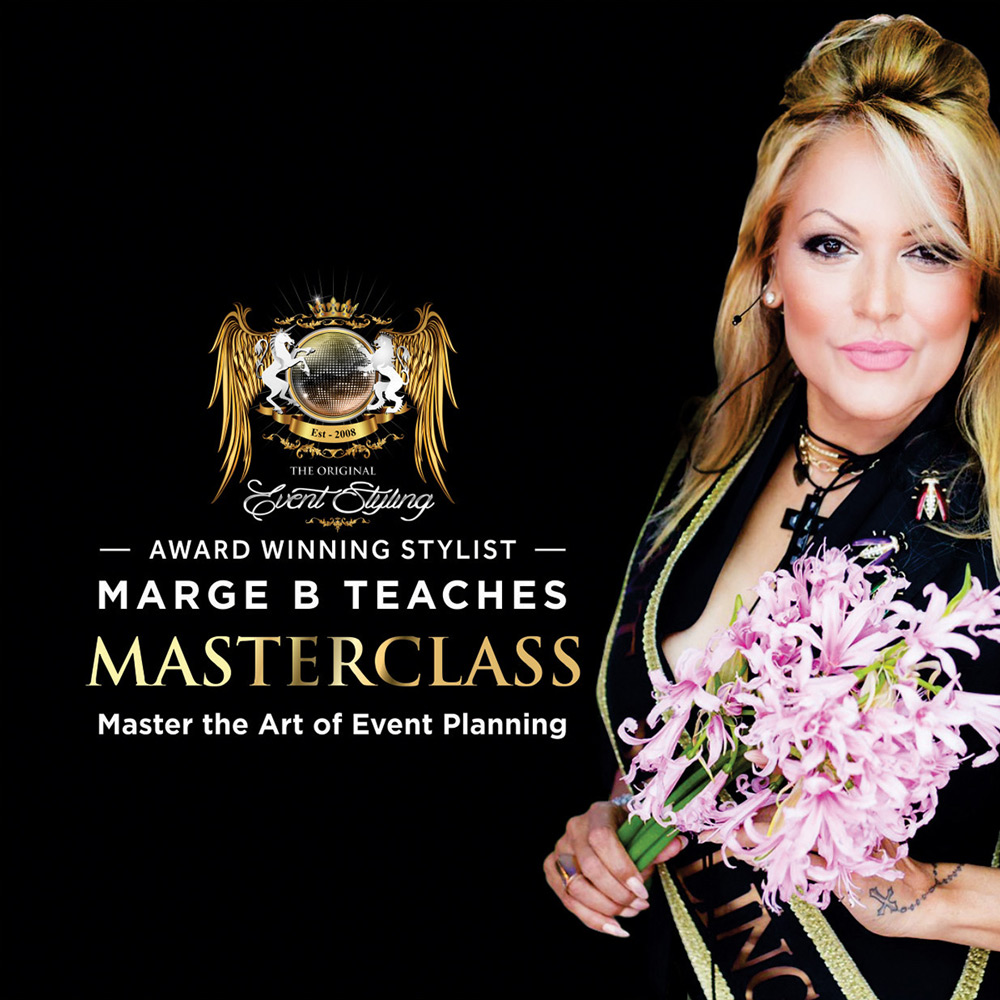 Event Styling Masterclass